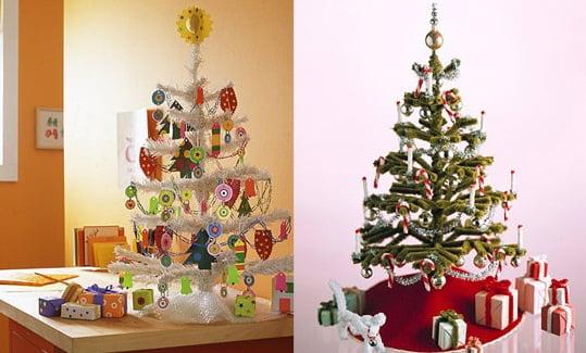Model de decorare a bradului de Crăciun, Foto: tracara.com