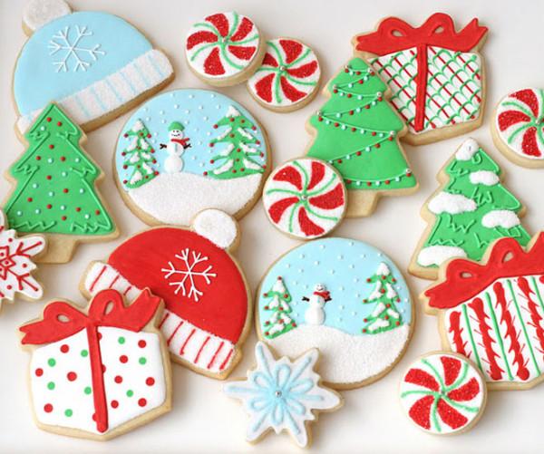 Păjituri și fursecuri cu tematică de Crăciun, Foto: richguyshunter.com