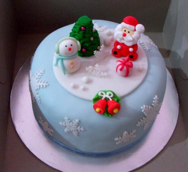 Tort special pentru Crăciun, Foto: galleryhip.com