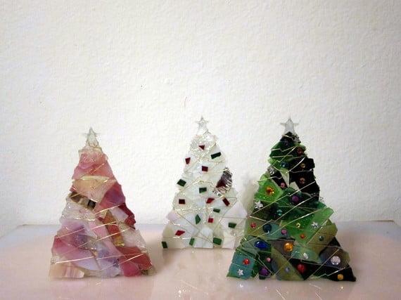 Brazi din sticlă colorată, Foto: marydsplace.blogspot.ro