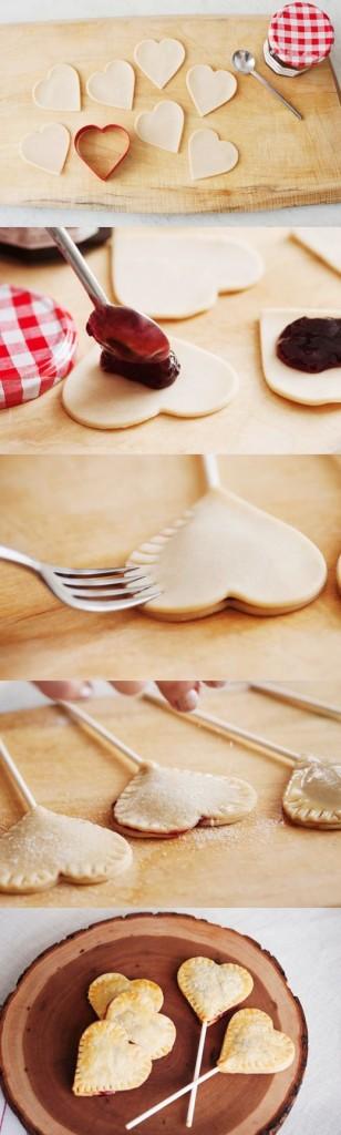 Fursecuri inimioară pentru Ziua Îndrăgostiților, Foto: christmasallyear926.tumblr.com