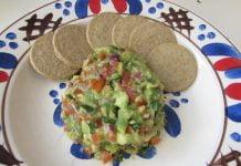 Rețetă guacamole