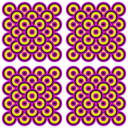 Cercuri colorate