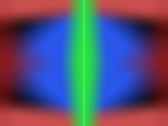 Culorile care își schimbă dimensiunea