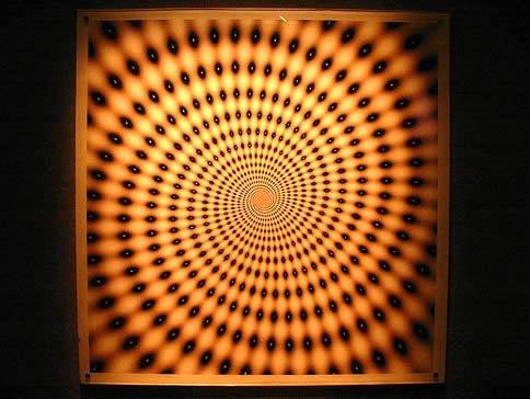 Spirala care se mișcă