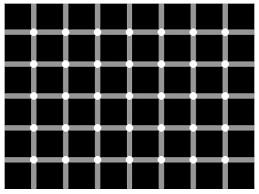 Puncte alb negru