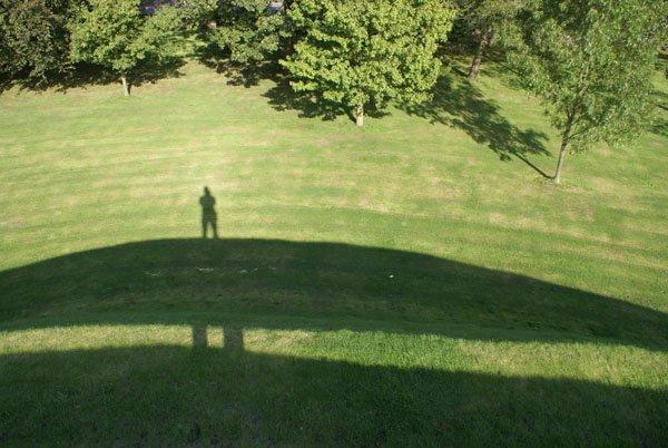 Split Hill Illusion