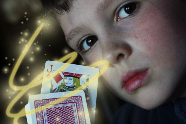 Magia copilariei