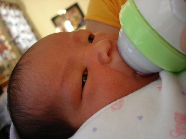 Alimentaţia bebeluşului