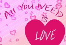 Nevoia de iubire