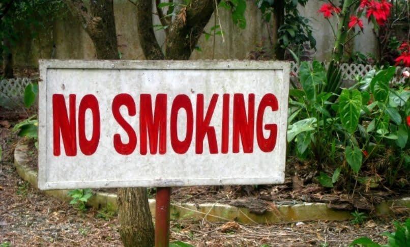 Fumat interzis