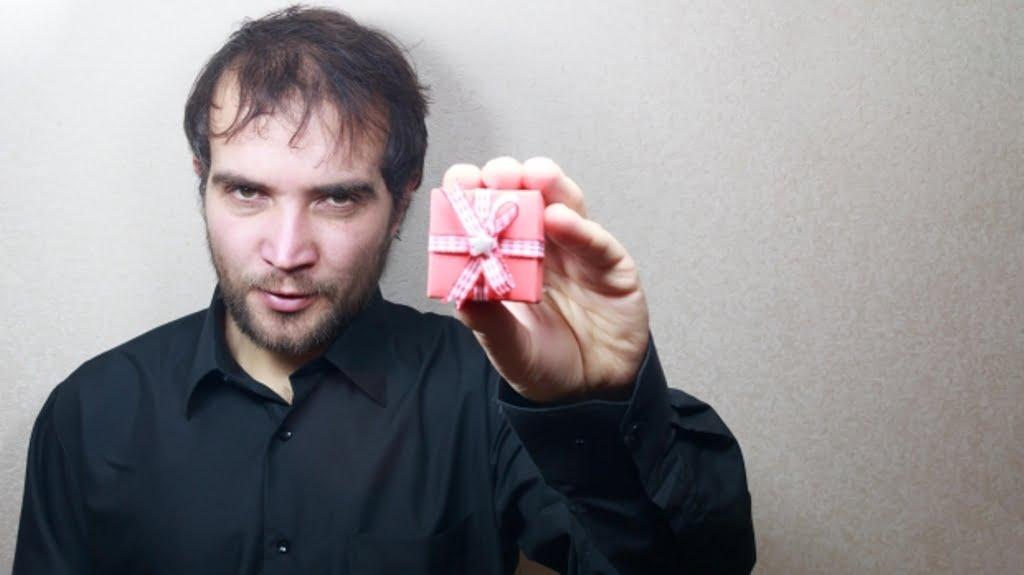 Barbat de Sfantul Valentin