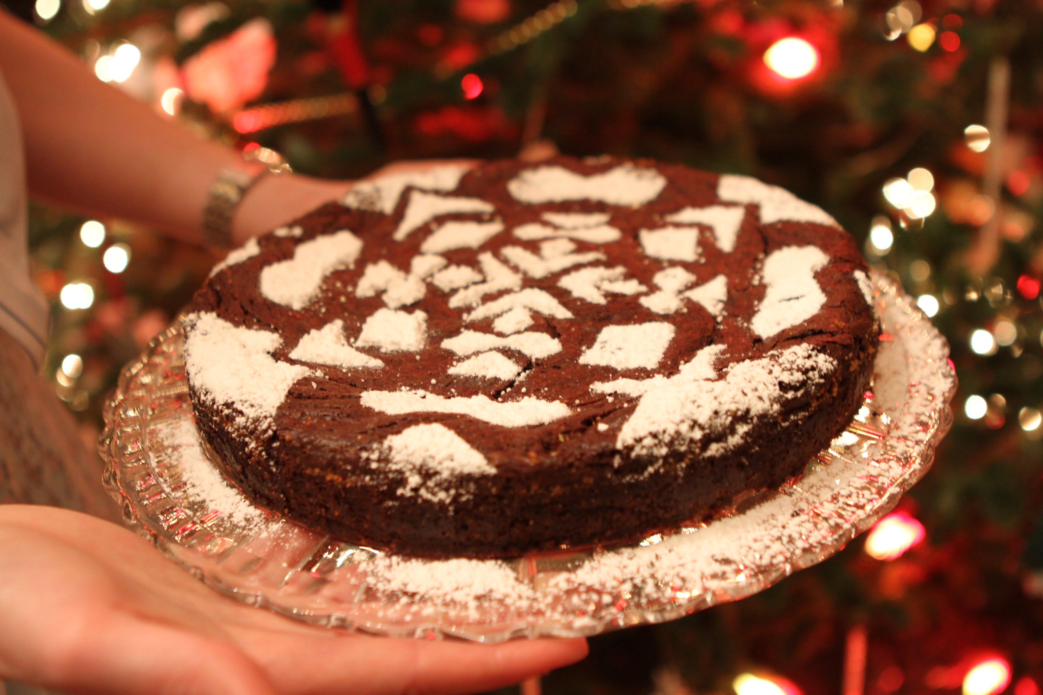 Tort din ciocolată