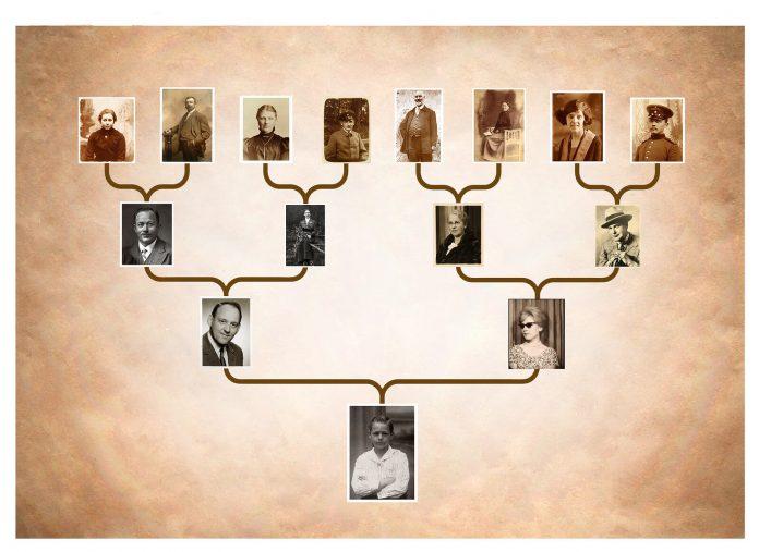 Arborele genealogic: ce poate să îți dezvăluie? Surprize, surprize.