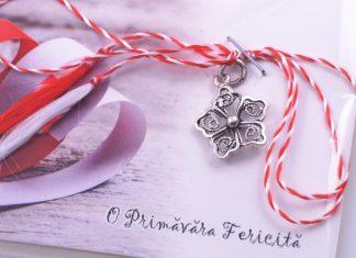 bijutierii din argint cu valoare sentimentala martisor