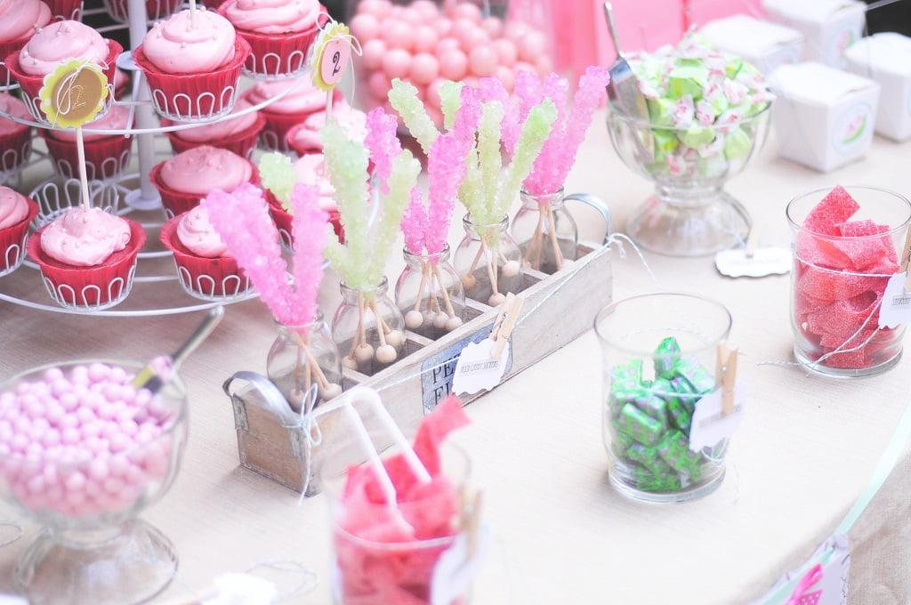 Candy Bar pentru botez