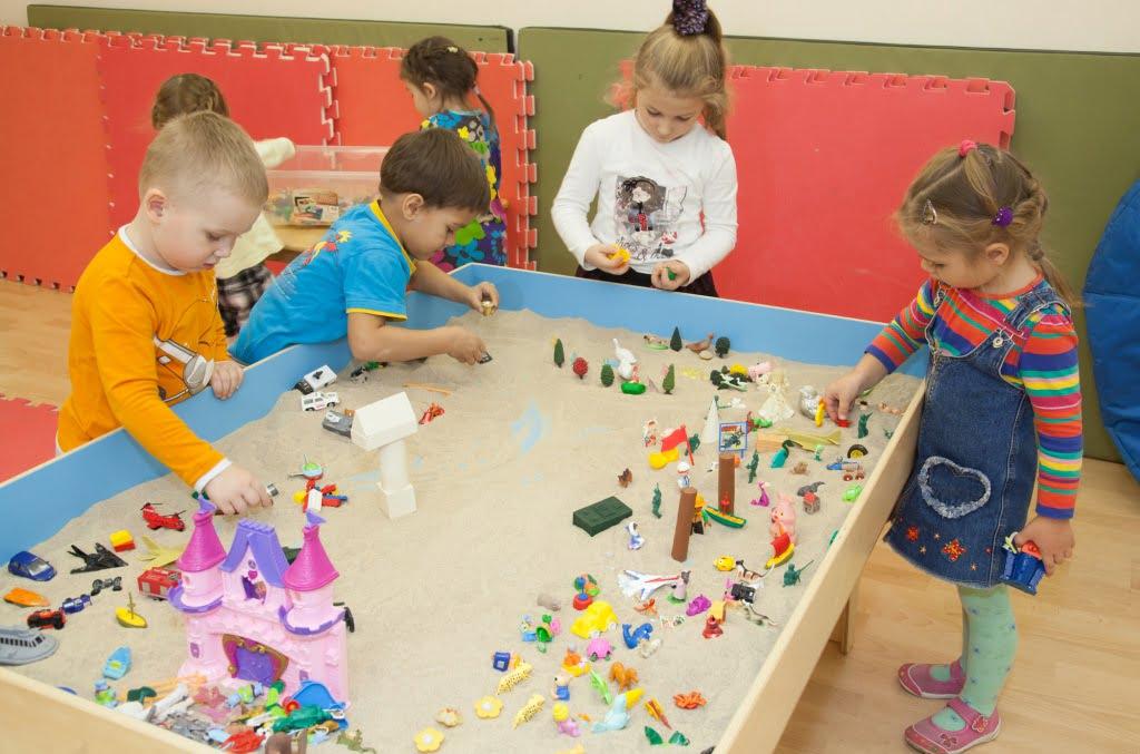 Игротерапия для детей в картинках