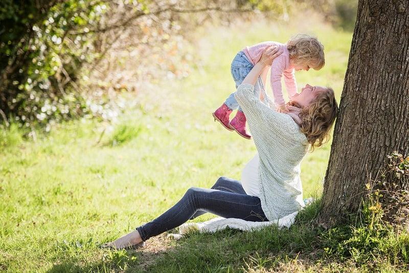 Care este timpul petrecut cu copilul tău