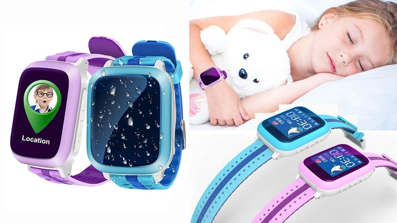 Cumpără un ceas GPS copii pentru localizarea acestora în orice moment