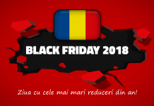 Reduceri Black Friday 2018