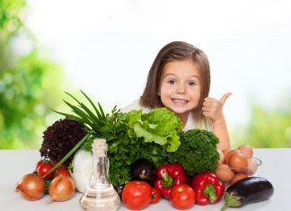 Alimentatia copii
