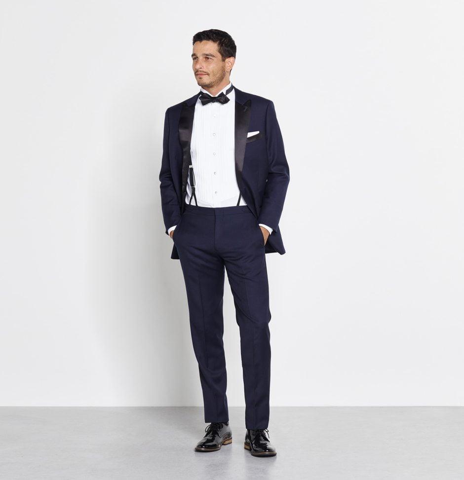 Costum Tuxedo, Costum Black Tie