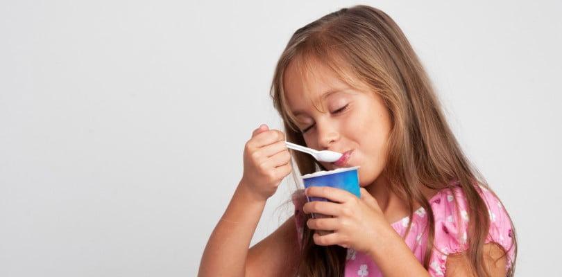 Iaurt pentru copii