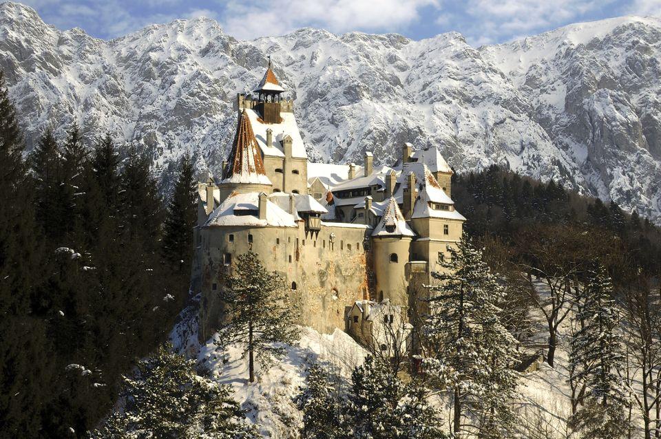 5. Castelul Bran