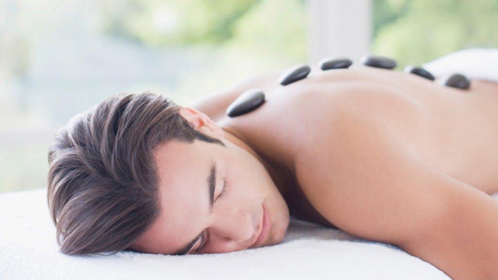 Masaj de relaxare pentru mire