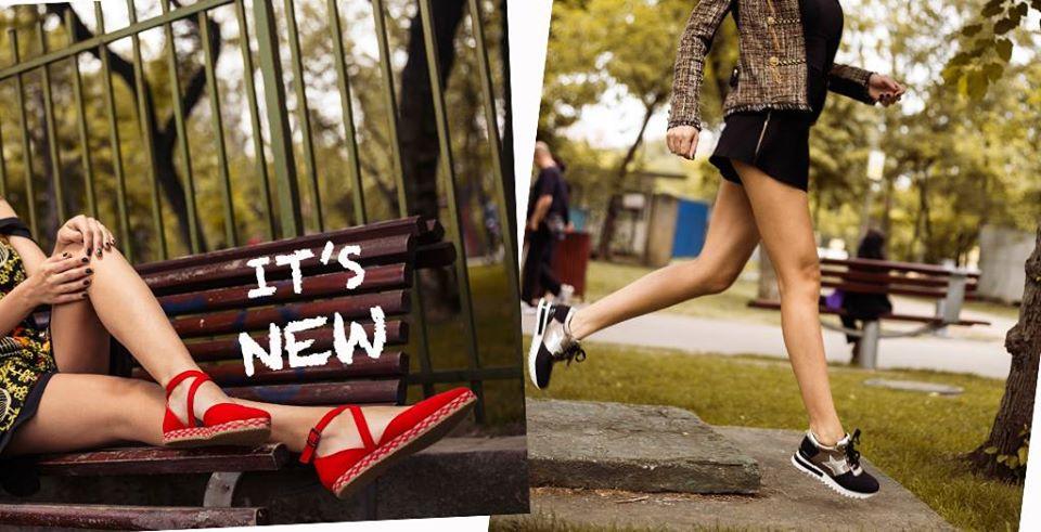 pantofi tineresti, la moda