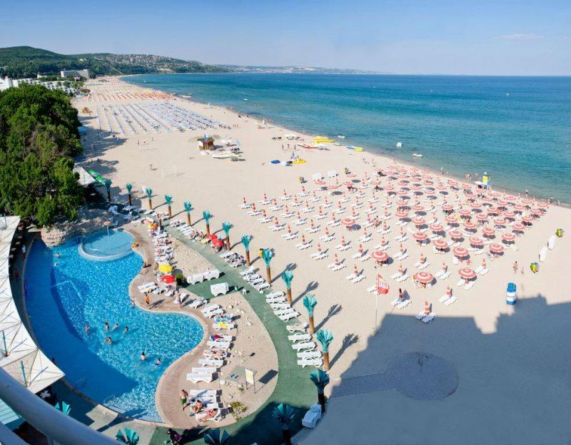 Litoralul din Bulgaria