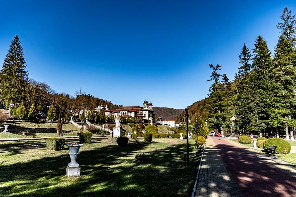 Stațiunea Slănic Moldova