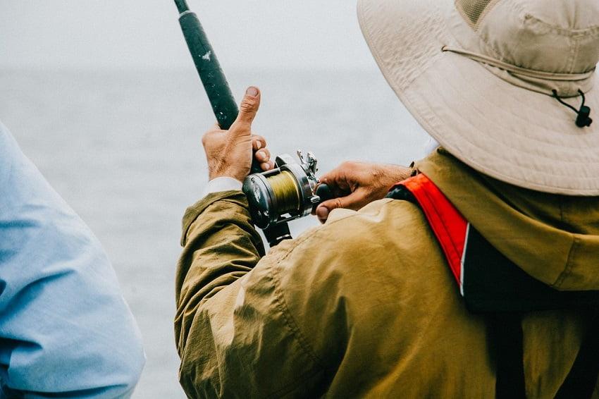 Pescuit la distane mari