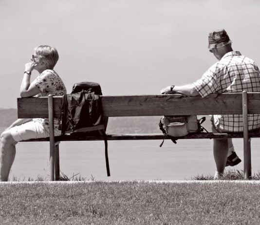 cuplu care se confrunta cu anxietate