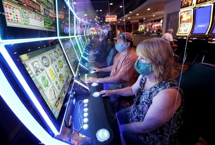 pacanele in cazino
