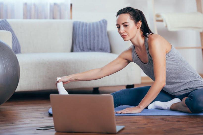 cursuri de fitness online