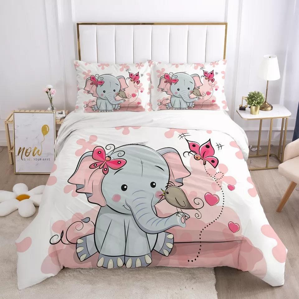 Perne decorative pentru pat de copii