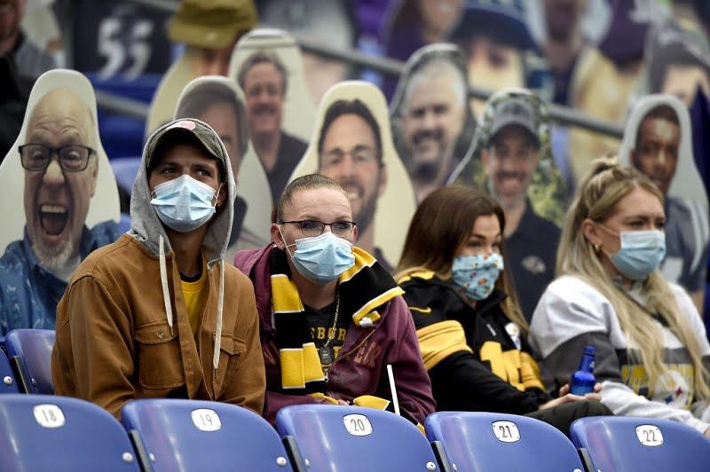 suporteri la meci in pandemie