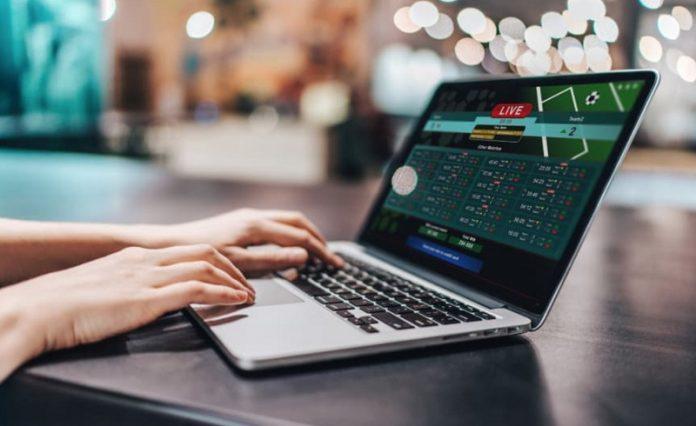 pariuri live pe laptop